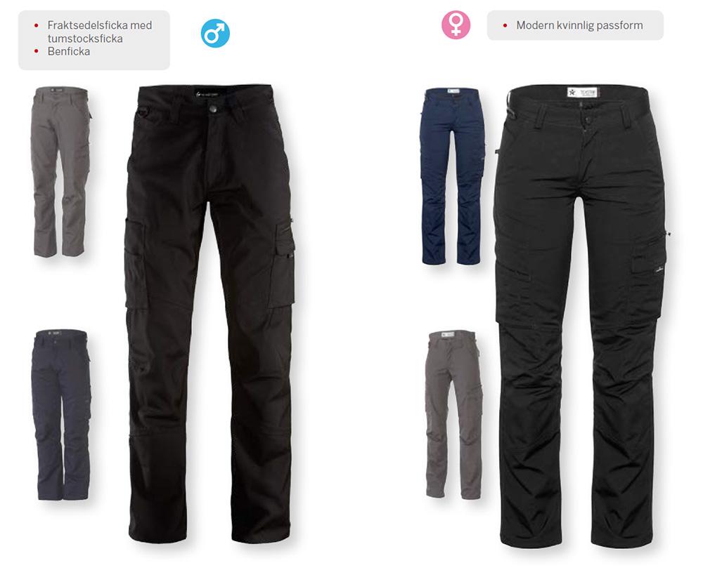 FP20 / WP20 Duty Pocket Pants