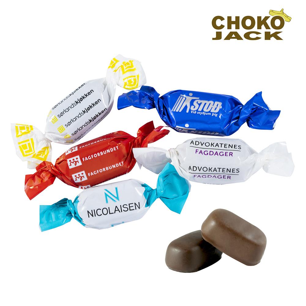 Produktbild Chokladdoppad kola