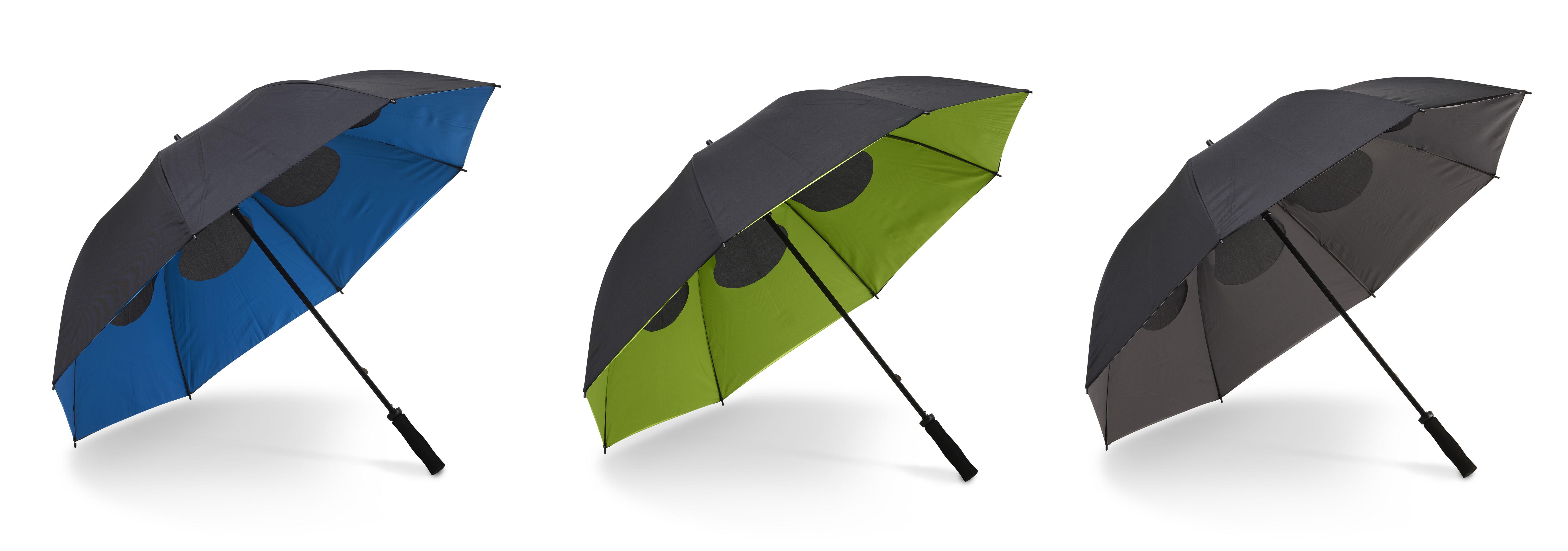 Paraply Golf Vent färger