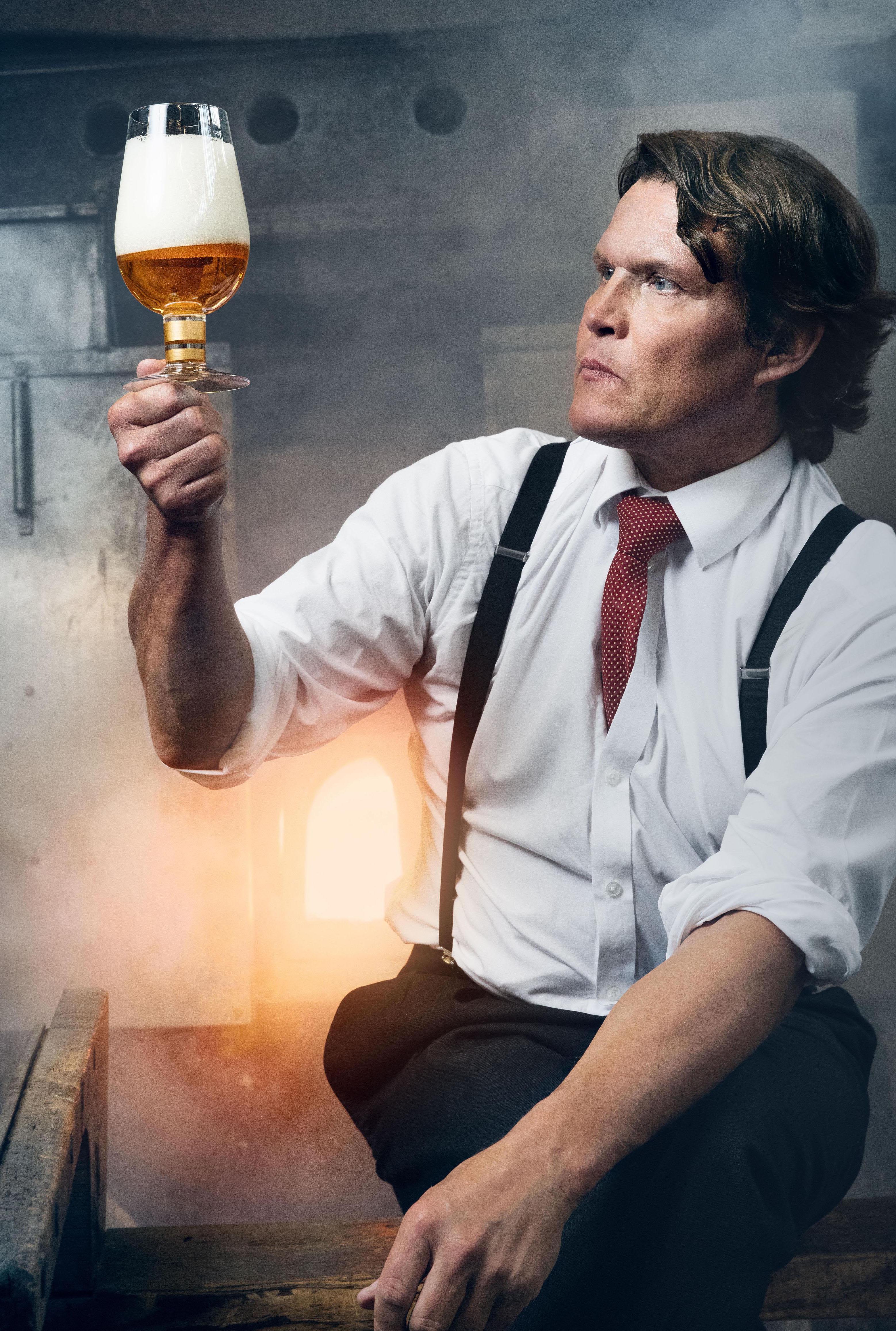 Ölglas Per Morberg Exclusive Collection