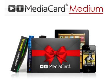 MediaCard Medium